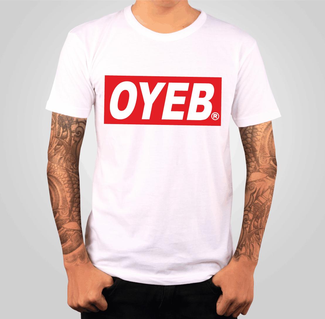 Originální tričko s potiskem - OYEB ǀ Fajntričko.cz 8da4fe492f