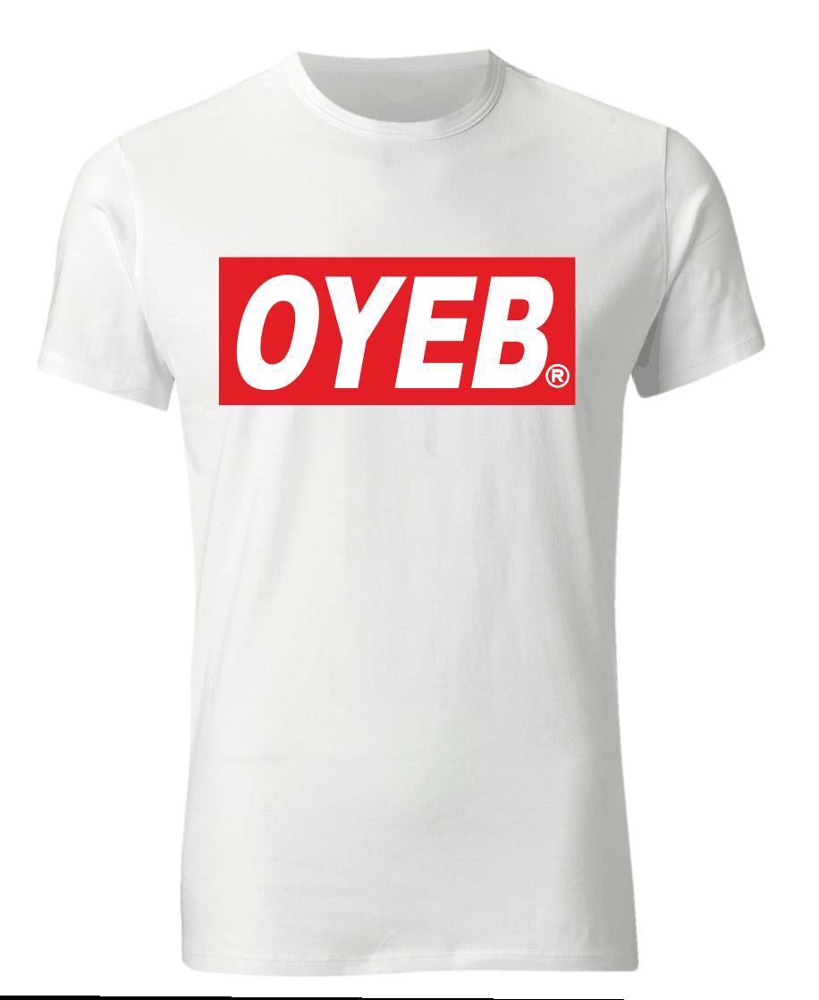 Originální tričko s potiskem - OYEB ǀ Fajntričko.cz 7019563826