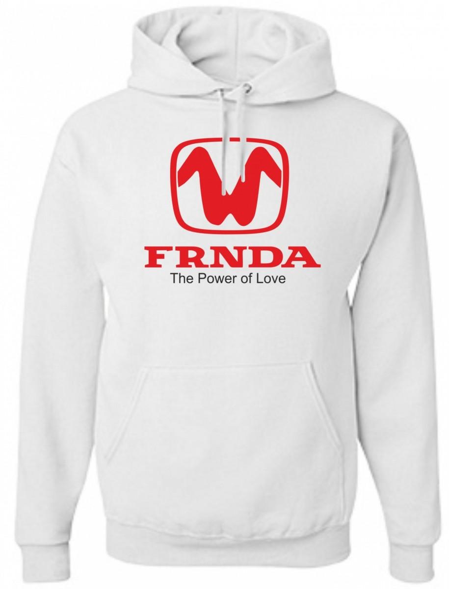 19c7df142 Mikina - Frnda - The power of love - Fajntričko.cz