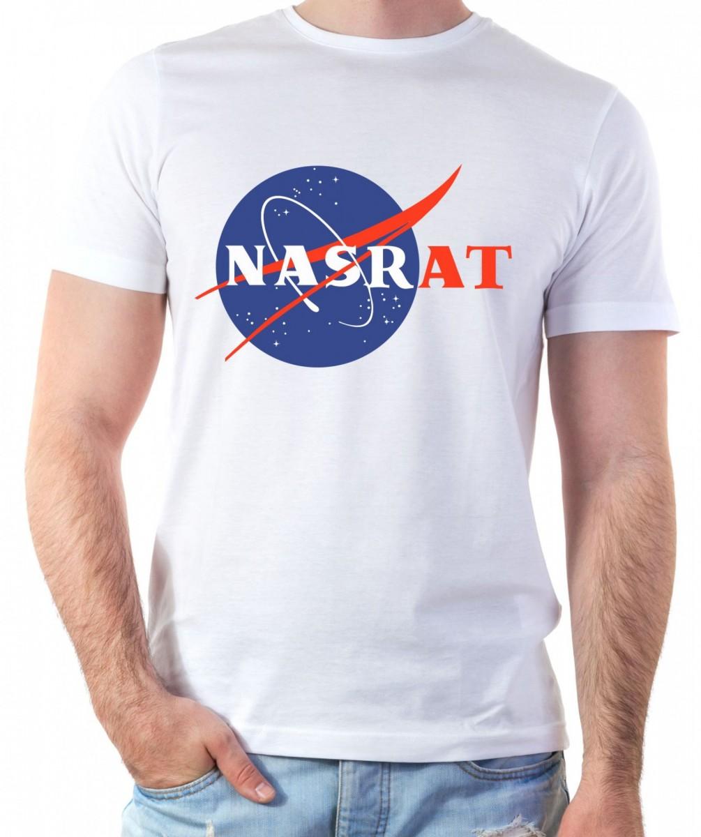 Vtipné tričko s potiskem - Nasrat ffc53b19a4