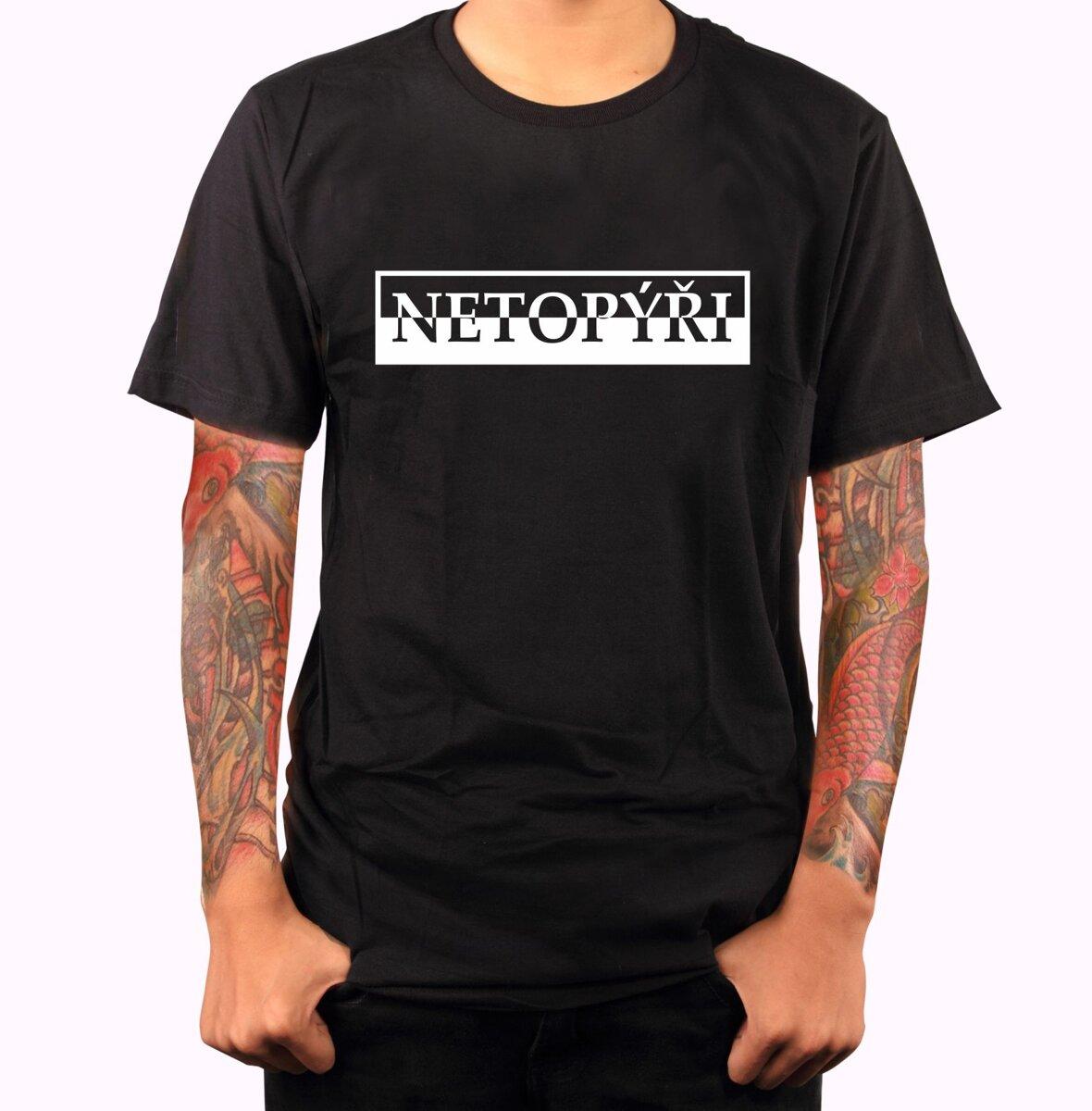 6fed0255734 Originální tričko s potiskem - NETOPÝŘI