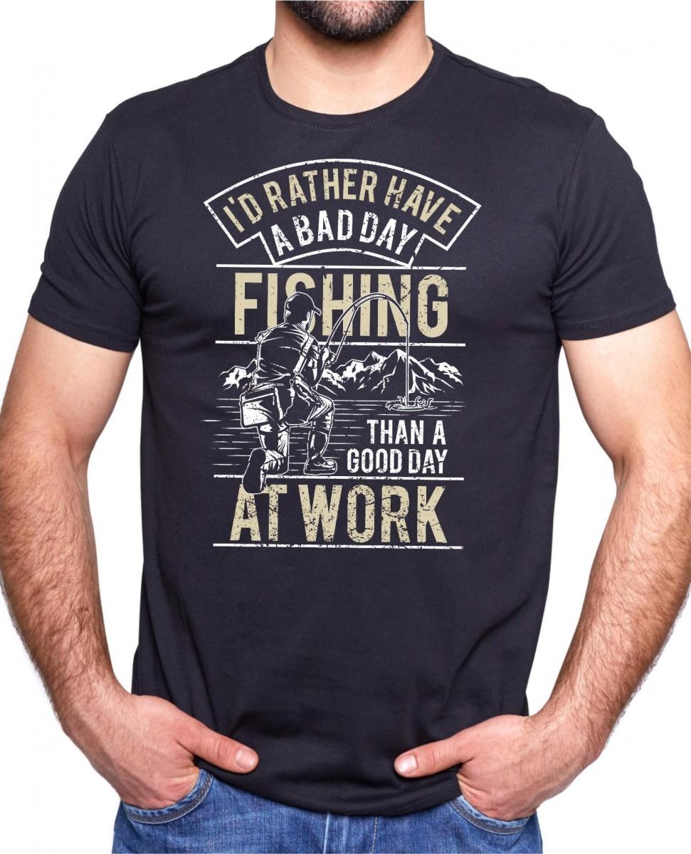 bc6c72a176fd Rybářské tričko s potiskem Fishing l Fajntričko.cz