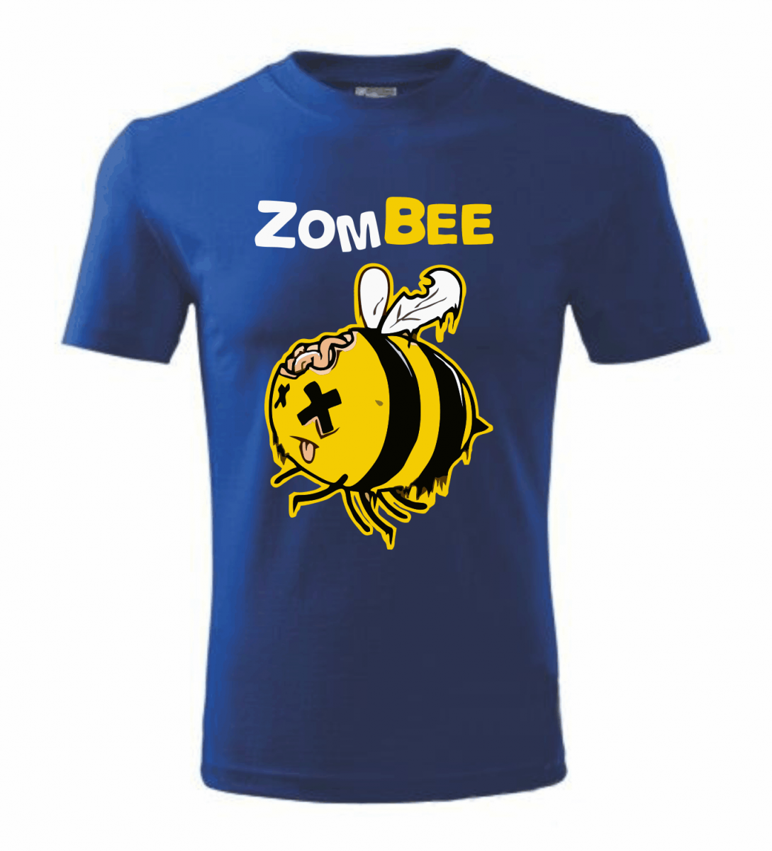 87bdc60c93b3 Tričko - zombee - Zombie včela-levné vtipné tričko