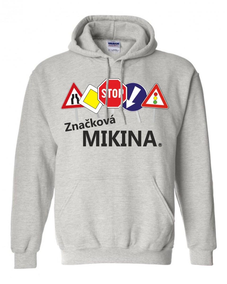 5eb994bf1 Skutečná ZNAČKOVÁ MIKINA (žádny fejk) - Fajntričko.cz
