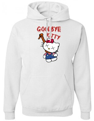 Mikina - Good bye Kitty (UNISEX)