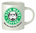 Šálek - Star Wars Coffee