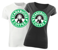 Tričko - Stark Bucks Coffee - John Snow