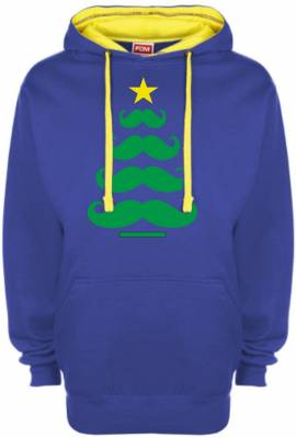 Mikina - Vousatý vánoční stromek 47af5a564d