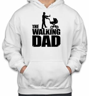 Mikina - The Walking dad